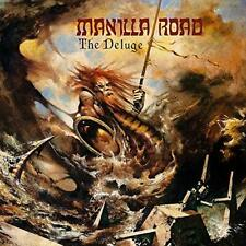 Manilla Road - The Deluge [VINYL LP]