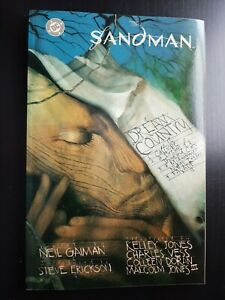 The Sandman: Dream Country by Neil Gaiman, DC 1991, (Compiles Issues 17-20)