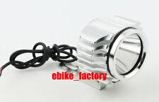E-bike LED Spot Licht Lampe 6W 24V 36V 48V 60V Elektro Fahrrad E-scooter Pedelec