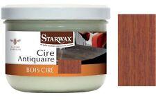 CIRE BOIS MEUBLE ANTIQUAIRE PATE MERISIER STARWAX 57