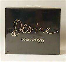 ღ Desire - Dolce & Gabanna - OVP EDP 75ml