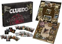 Cluedo Game Of Thrones edition - Brand New & Sealed