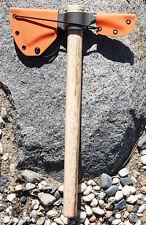 CRKT Woods Kangee Hawk Sheath - Safety Orange Kydex