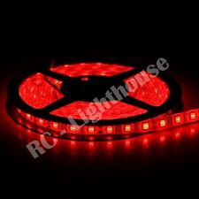 3528 LED Light Strip, Under Cabinet, Deck, Camping, Hiking, Tents Red 5 Meters