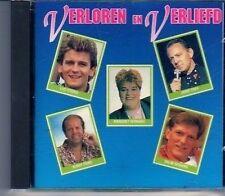 (CY65) Verloren en Verliefd - CD