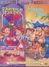 Enchanted Tales - The Prince and the Pauper/Treasure Island - Double Feature...