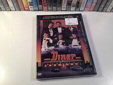Diner New Sealed Widescreen Comedy Drama DVD 1982 Mickey Rourke Kevin Bacon