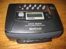 AIWA  xcx  Analog normal MC Kassette TX 366 + Radio top Gehäuse