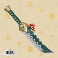 Cartoon The Seven Deadly Sins Meliodas Knife Sword Dagger 40CM Cosplay Props Toy