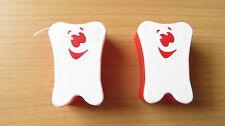 Zahnseide Zähne Zahnreinigung 2 Packungen - NEU