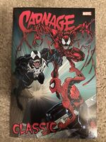 Carnage Classic TPB - NM MARVEL SPIDER-MAN VENOM - NEW AND UNREAD
