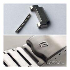 Perfect Vintage 16mm Breitling Link & Pin For Navitimer Pluton 2100 Bracelet
