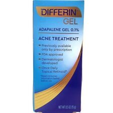 Differin Adapalene Gel Acne Spot Treatment 15g UK Seller