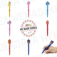 BT21 Character Figure Sweet Gel Pen Ball Point Pen 7types Official K-POP MD