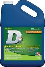 New Rv Roof Cleaners & Sealers dometic D1201001 Roof Sealer Gallon