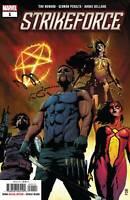 Strikeforce #1 1st Team Appearance Marvel Comic 1st Print 2019 NM