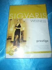 SIGVARIS Wellness leichte Stützstrumpfhose Gr. S grau Support Tights OVP
