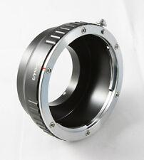 Canon EOS EF mount Lens To Olympus Panasonic Micro 4/3 Adapter E-PL6 GF6 G6 OM-D