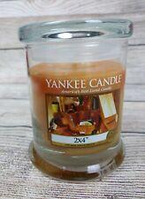Yankee Candle 2x4  8 Oz Jar  White Label Collectors Edition RARE