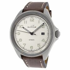 Glycine Men's 3898.14T.SB-LB7BF Combat 7 Automatic 42mm Sandblasted Steel Watch