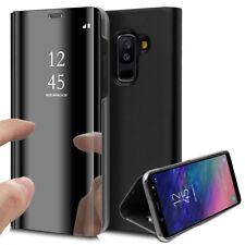 Silicona Funda Protectora para Samsung Galaxy A6 A6 Plus (2018) Efecto Espejo