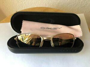 Oakley Big square wire sunglasses  great  use condition