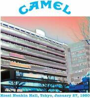 Camel - Kosei Nenkin Hall, Tokyo, January 27, 1980 (2019)  CD  NEW  SPEEDYPOST