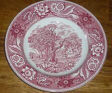 1 Suppenteller 23 cm   WOOD & SONS  Burslem   WOODLAND