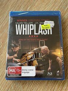 Whiplash Miles Teller J.K Simmons Brand New Blu ray