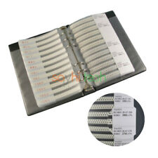 0805 Practical SMD Resistor And Capacitor Kit Pack Box Component Sample Book
