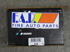 BRAND NEW FDP 705 REAR DRUM BRAKE SHOE SET FITS VARIOUS VEHICLES