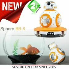 Sphero BB-8 App Enabled Droid│R001ROW│React to Voice│Explore Star War Galaxy UK