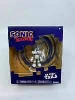 Action Figure Toy Sonic the Hedgehog  Classic Tails  Black and White NEW IN BOX