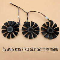 Replacement Cooling Fan T129215SU Part for ASUS ROG STRIX GTX1060 1070 1080TI