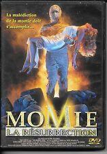 DVD ZONE 2--MOMIE LA RESURRECTION--O'HARA/TONY CURTIS