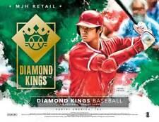 2019 Panini Diamond Kings Baseball Trading Cards New 35c Retail BLASTER Box CASE