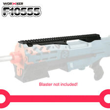 Worker Mod F10555 Top Picatinny Rail Mount for Nerf Zombie Strike LONGSHOT CS-12