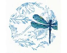 RTO Counted Cross Stitch Kit  -  Dance of the Dragonflies II