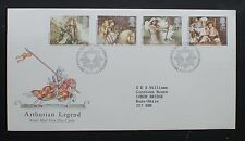 Arthurian Legend Sept 1985 FDC