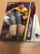 2015 NRL Traders FULL SET COMMONS (162 Cards)