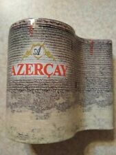 Azerbaijani tea Maiden Tower Exclusive Tea in Metallic Gift Box AzerChay 100 gr