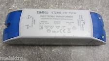 LED Umrüstung NV Trafo elektronischer Transformator 12V, 0-150W ohne Mindestlast