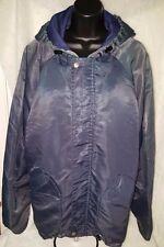Gap Varsity Classic Men's Two Tone Blue w/ Removable Fleece Liner Jacket Size L
