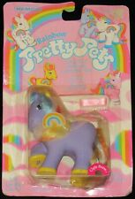 1984 Remco Rainbow Pretty Pets, Clyde Horse, Mip