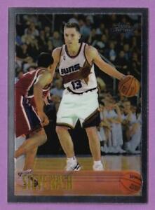 1996-97 Topps Chrome #182 Steve Nash RC/Rookie (Set Break Ultra High Grade) Suns