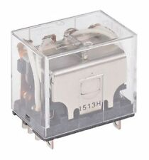 Omron LY Series 4PDT Mini Plug-In Relay 10A 24V ac coil - New in Box-LY4 24AC
