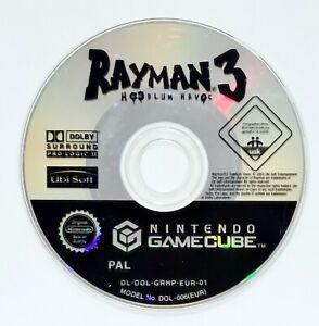 Nintendo GameCube Spiel RAYMAN 3 HOODLUM HAVOC dt. PAL 3D Action Adventure