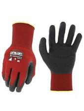Mechanix Wear Speedknit Gloves Red and Black Large/xl Abrasion Resistant