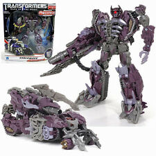 HASBRO TRANSFORMERS DARK OF THE MOON SHOCKWAVE MECHTECH ROBOT ACTION FIGURES TOY
