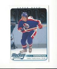 2013-14 Upper Deck Hockey Heroes #HH49 Dale Hawerchuk Jets